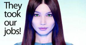 A robotok és emberek kapcsolatáról szóló Humans című sorozat egyik szereplője