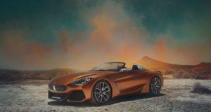 BMW Z4 concept - kép forrása: BMW