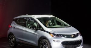 Chevrolet Bolt - Kép forrása: GM Media