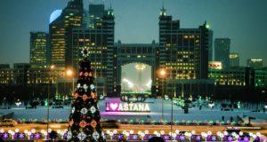 Kazahsztán fővárosa, Asztana - kép forrása: Pixabay