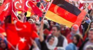 Török menedékkérők Németországban